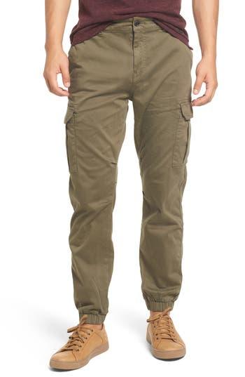 Boss Orange Shay 2 Cargo Pants Green