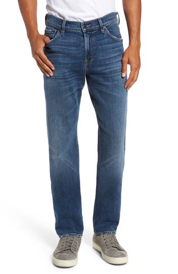 7 For All Mankind Slimmy Slim Leg Jeans, Blue