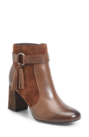 B?rn Toco Bootie, Brown