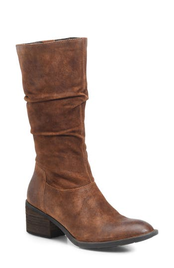 B?rn Peavy Slouch Boot- Brown
