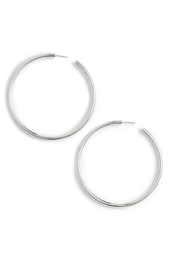 Women's Argento Vivo Large Hoop Earrings