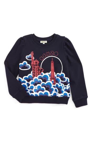 Kid's Kenzo Graphic Sweatshirt
