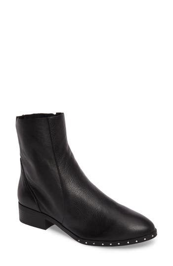 Topshop Kash Sock Boot - Black