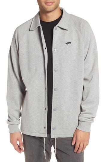 Vans Torrey Fleece Jacket, Grey