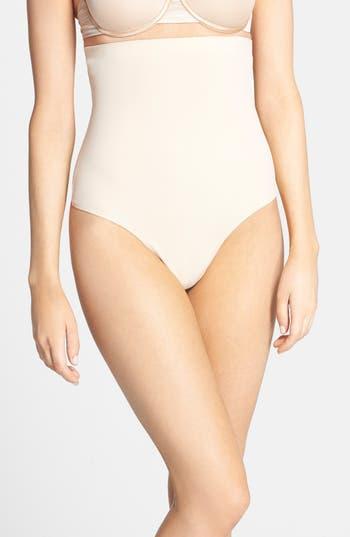Yummie 'Brill' High Waist Slimming Thong