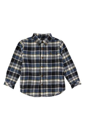 Toddler Boys ONeill Redmond Flannel Shirt