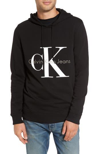 Calvin Klein Jeans Reissue Hoodie, Black