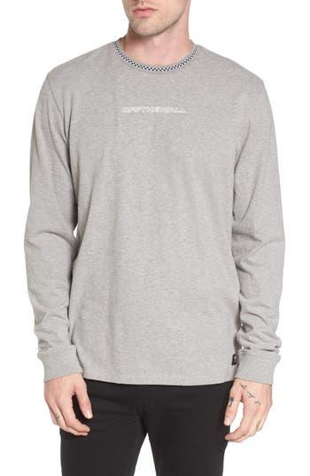 Vans Ensign T-Shirt, Grey