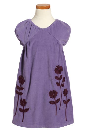 Girls Tea Collection Cullodena Corduroy Dress