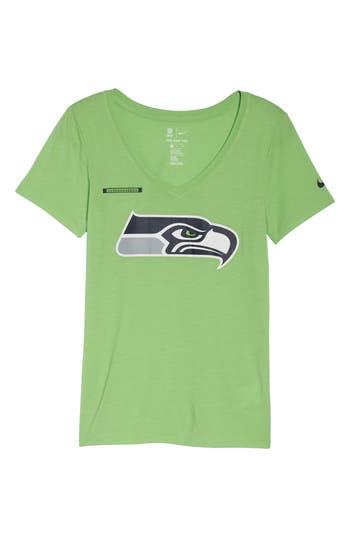 Nike Nfl Logo Tee, Green