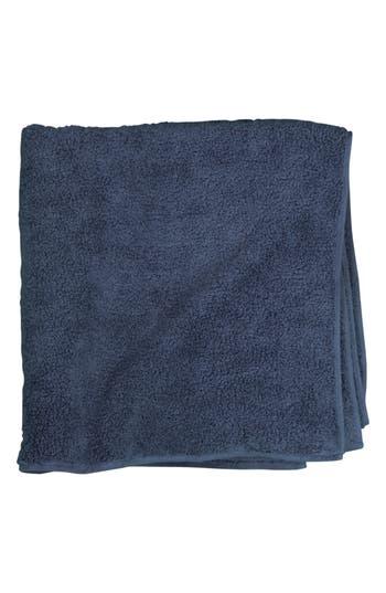 Uchino Zero Twist Bath Towel, Size One Size - Blue