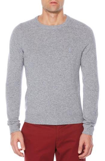 Original Penguin P55 Lambswool Sweater, Blue