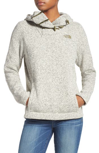 The North Face Crescent Hoodie, White