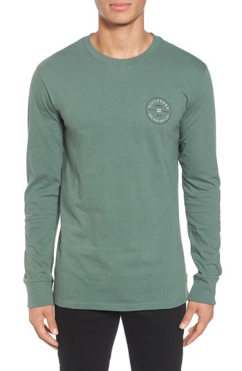 Billabong Rotor Graphic T-Shirt, Green