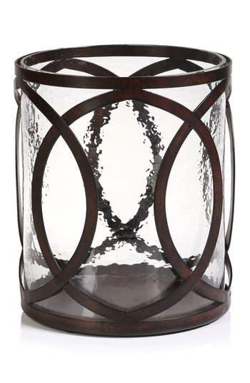 Zodax Charina Hurricane Candle Holder, Size One Size - Metallic