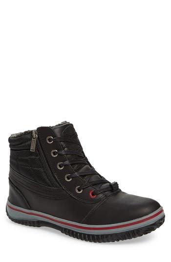 Pajar Tavin Waterproof Winter Boot, Black