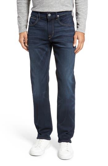 Hudson Jeans Byron Slim Straight Fit Jeans, Blue
