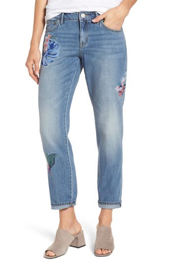 Tommy Bahama Devin Blooms Jeans, Blue