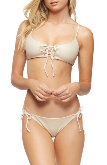 Tavik Reign Bikini Top, Ivory