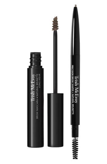 Trish Mcevoy The Power Of Brows Duo - Natural Brunette