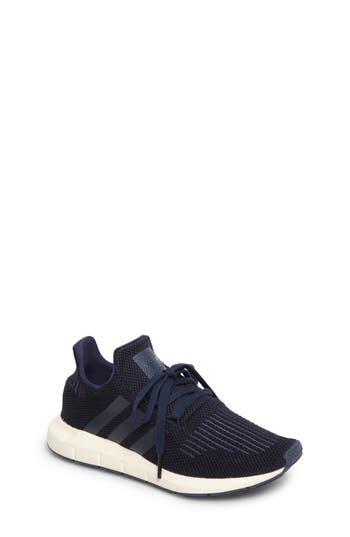 Kids Adidas Swift Run C Sneaker Size 6 M  Blue