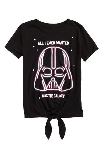Girls Mighty Fine Star Wars(TM) All I Ever Wanted Graphic Tee