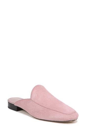 Diane Von Furtsenberg Lexington Genuine Calf Hair Mule, Pink
