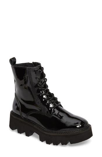 Jeffrey Campbell Agira Lug Boot, Black