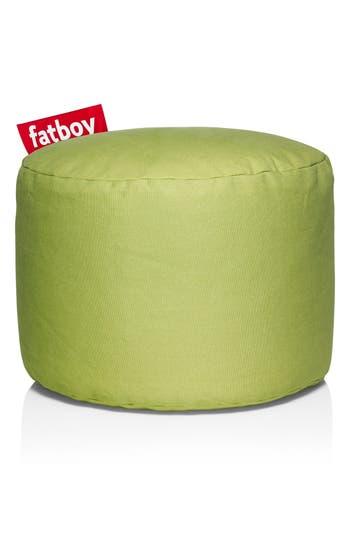 Fatboy Point Stonewash Ottoman, Size One Size - Green