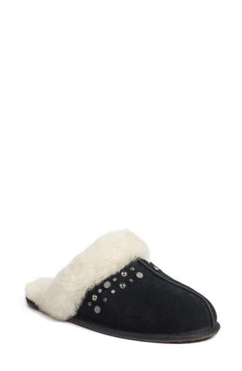 Ugg Scuffette Ii Studded Slipper, Black