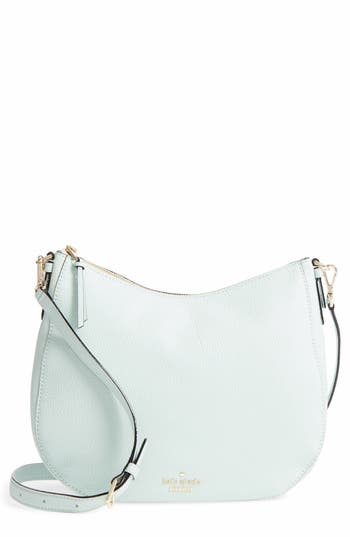 Kate Spade New York Jackson Street Mylie Leather Hobo - Green at NORDSTROM.com