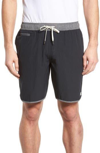 vuori Banks Performance Hybrid Shorts