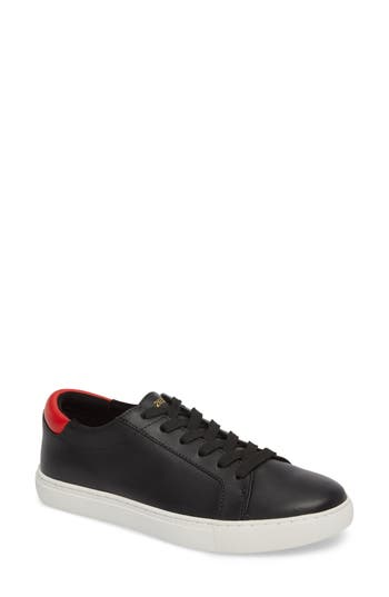 Kenneth Cole New York Cam Low Top Sneaker, Black