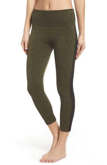 Climawear Stamina Capri Leggings, Green
