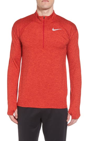 Nike Dry Element Running Top, Red