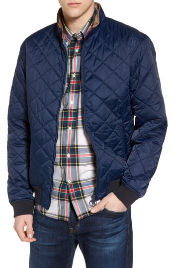 Barbour Glyne Quilted Jacket, Blue