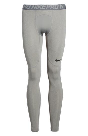 Big & Tall Nike Pro Training Tights, Grey
