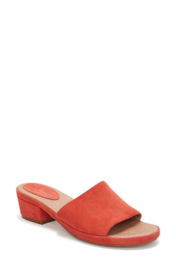 Women's Adam Tucker Yolo Sandal, Size 5.5 M - Orange