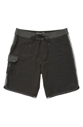 Boys Billabong 73 X Board Shorts Size 22  Black