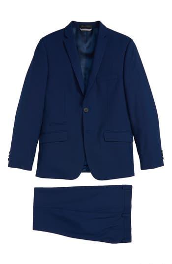 Boys Andrew Marc Plain Suit