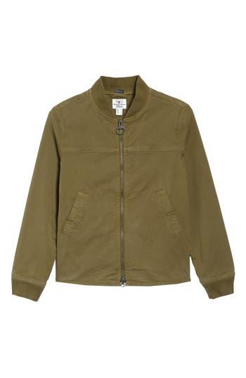 Barbour Mabel Overshirt Jacket, US / 8 UK - Green
