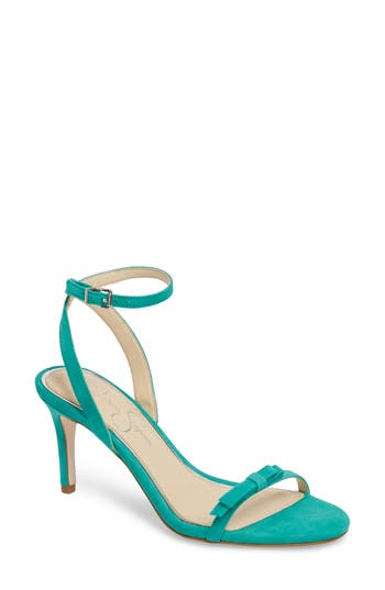 Women's Jessica Simpson Purella Sandal, Size 8.5 M - Green
