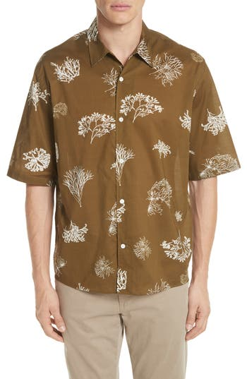 Men's Norse Projects Carsten Print Shirt
