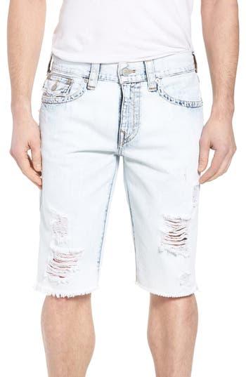 True Religion Brand Jeans Geno Denim Shorts