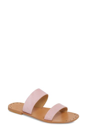 Joie Bannerly Strappy Sandal, Pink