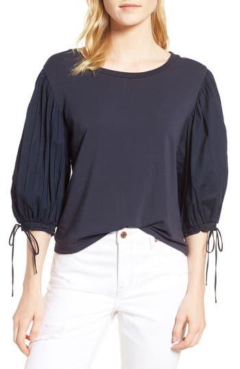 fa1f14a4cae05 Women s Amur Monica Silk One Shoulder Blouse