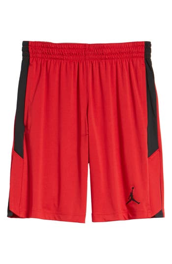 Nike Jordan 23 Alpha Dry Knit Shorts, Red