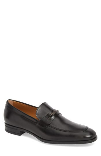 BOSS Hugo Boss Portland Solid Bit Loafer