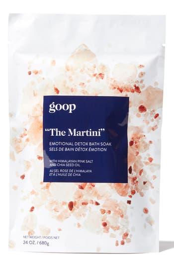 THE MARTINI EMOTIONAL DETOX BATH SOAK