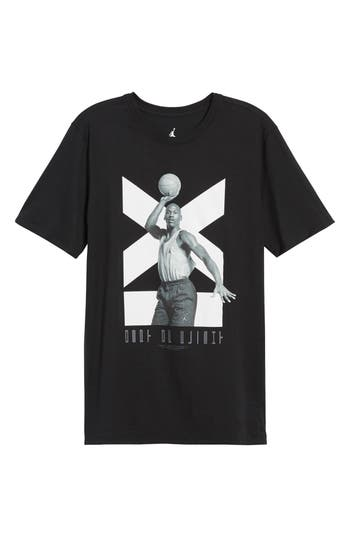 Nike Jordan Graphic T-Shirt, Black